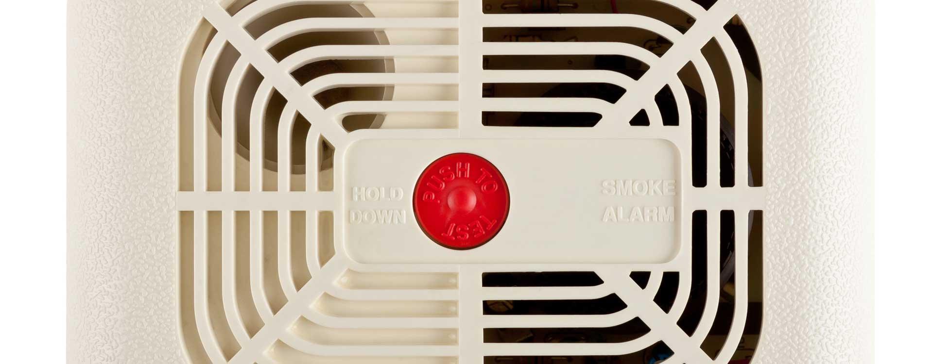 Un dispositif de détection incendie en Suisse
