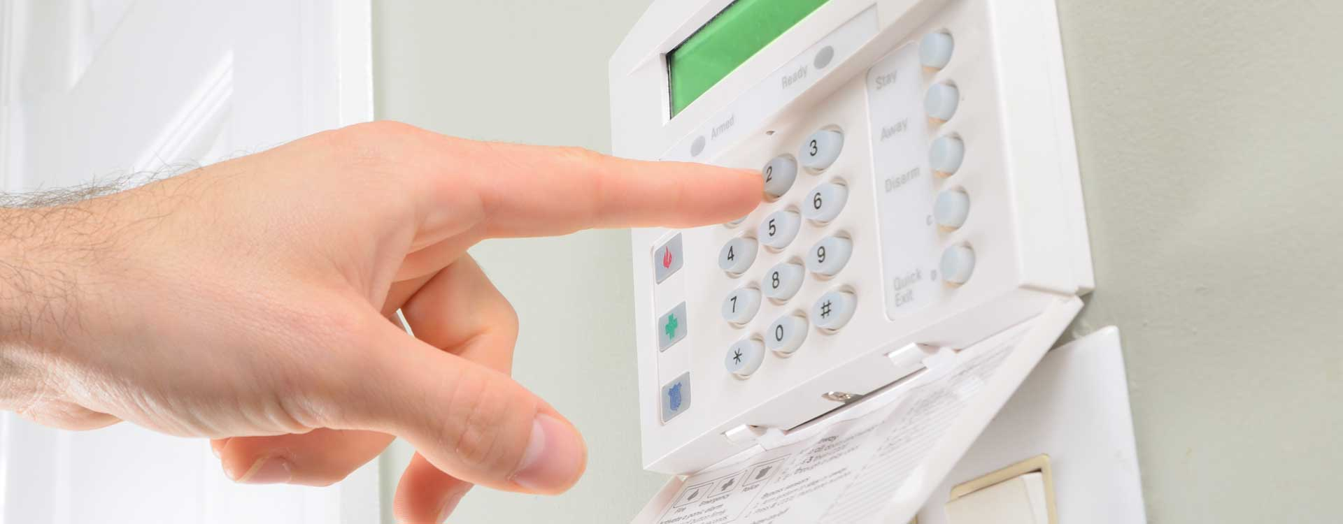 Choisissez votre système d'alarme avec ou sans fil